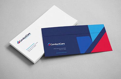 Envelop printing